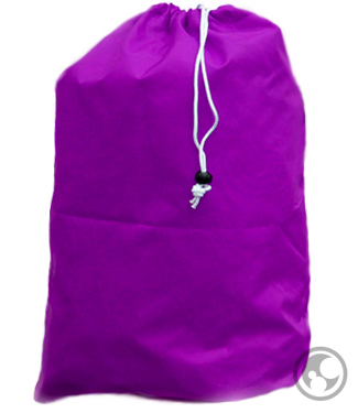 Medium Laundry Bag, Purple