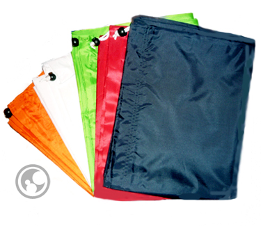 Laundry Bags, Assorted Colors, 5 Packs, Large, Nylon