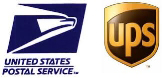 usps and ups shipping